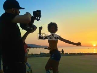 zweisprachiges-Kamerateam-Barcelona