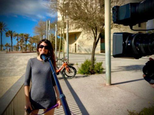 Spain-cameraman-filming-Coronavirus