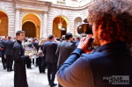 zweisprachiger Kameramann filmt Corporate Event in Barcelona