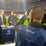 deutscher Kameramann Champions League, Barcelona